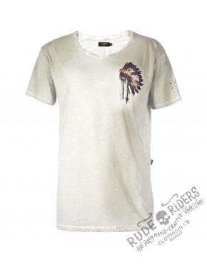 Indian Lax T-Shirt Naturale