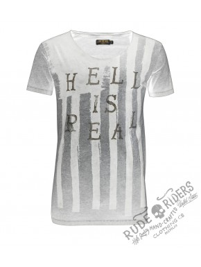 Heel Is Real T-Shirt Naturale