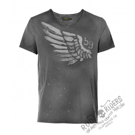 59 Wing T-Shirt Dark Shadow