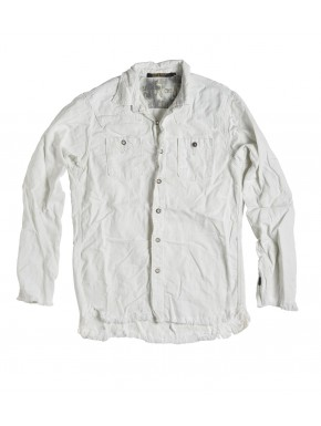 FADED HOLLYWOOD SHIRT WHITE