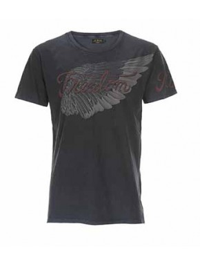 FREEDOM T-SHIRT INDIGO