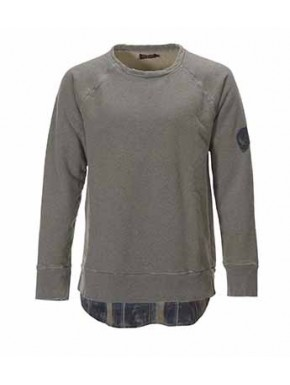 VIKING CUSTOM SWEATSHIRT GREY