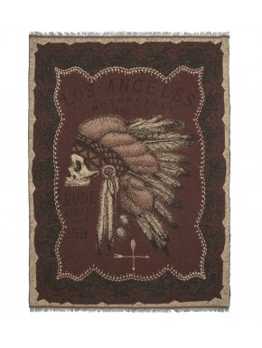 L. A. MOTORCYCLE BLANKET