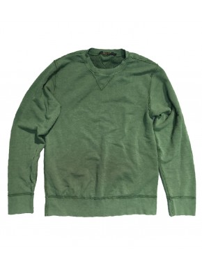 CREW RUDE SWEAT GREEN