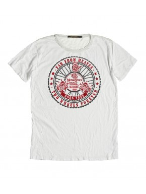 THE RUDE T-SHIRT WHITE