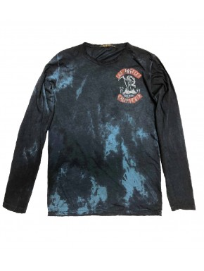 SO. CAL 59 LONG SLEEVES RACING INDIGO