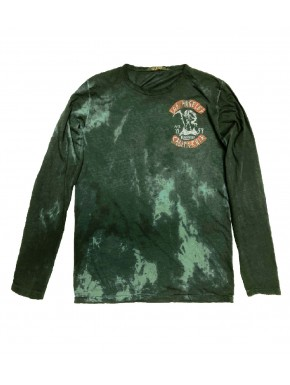 SO. CAL 59 LONG SLEEVES BURNED SAGE