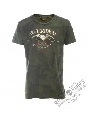 L.A. Davidson T-Shirt Dusty Olive