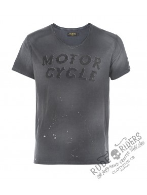 Motorcycle T-Shirt Dark Shadow